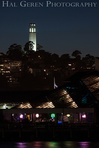 Coit Tower San Francisco, California 1304SF-CT1