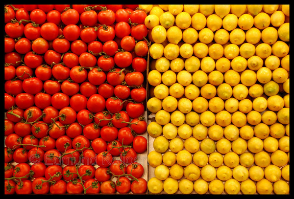 masters in stacking fruit