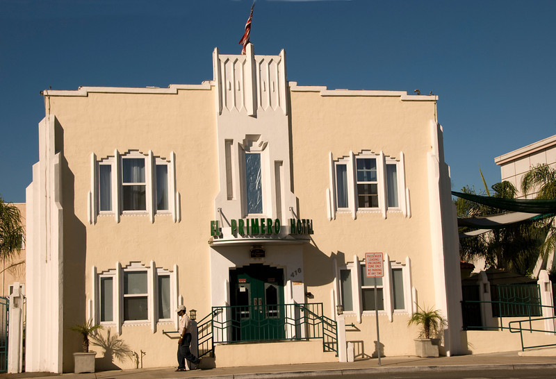 El Primero Hotel<br /> Chula Vista, CA