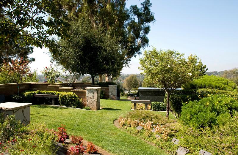 Tranquility Garden, Glen Abbey Mortuary, Bonita, CA