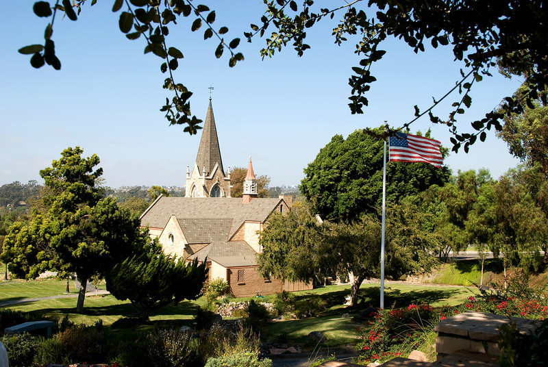 Glen Abbey Chapel, Bonita, CA