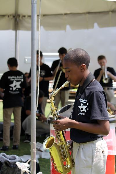 Atlanta Jazz Festival 2012 - MAIN