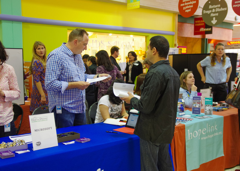 Field for Dreams: the Eastside's Career & Resource Fair 2014