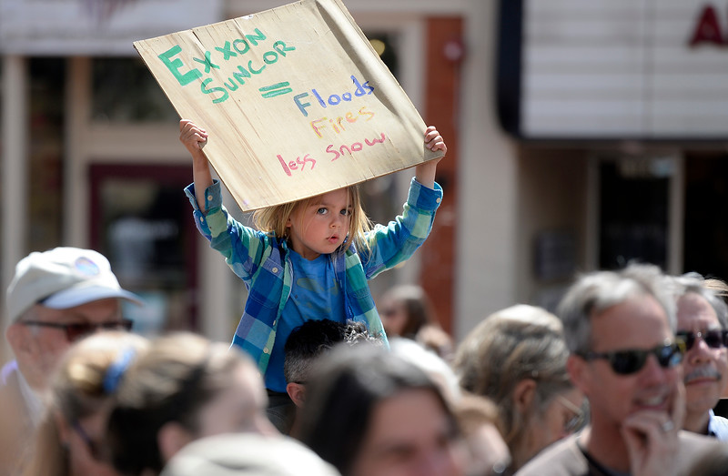 Boulder vs Oil and Gas Lawsuit
