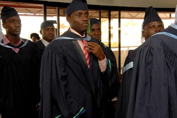 Disciples. Graduation 2009