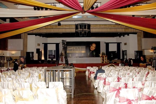 Pastor Eskor Mfon Foundation Launch