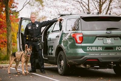 2020 Dublin Police Photos