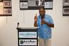 Dr. Dunn Reception at the ArtsPark