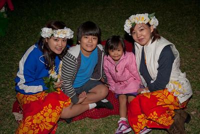 Hawaiian Holiday at the Hollywood Artspark