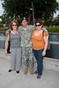Army Battalion 124th Infantry Regiment Deployment Sendoff Ceremony at the Hollywood Artspark