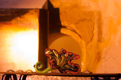 Artspark Glass Blowing