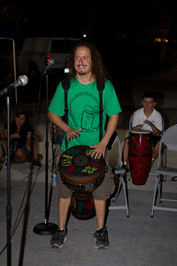 Full Moon Drum Circle
