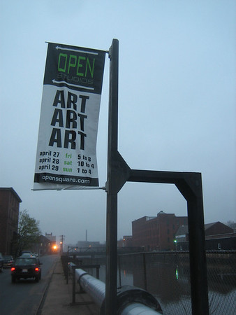 Art shows in Holyoke - 2007