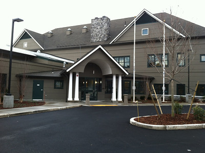 Holyoke's new Senior Center