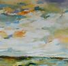 Drifting Clouds-Georgie, 48x48