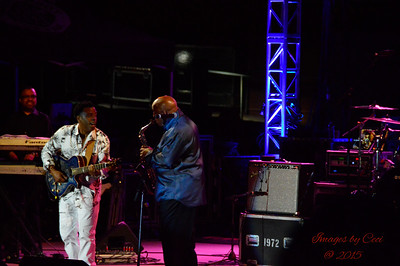 Norman Brown and Gerald Albright