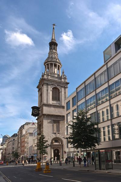 Bow Church in London