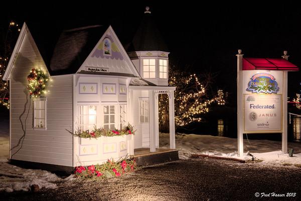 2013 Ohio National Village Holiday Village