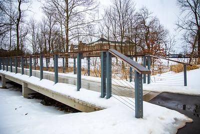City of New Albany Ohio - 2021 Winter Photos