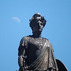 Lady Victory with Moon, Portland, Maine