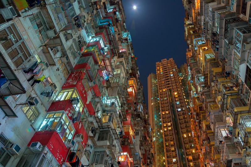 at Yok Fat Apartments, Central, Hong Kong