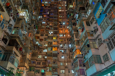 at Yok Fat Apartments, Central, Hong Kong