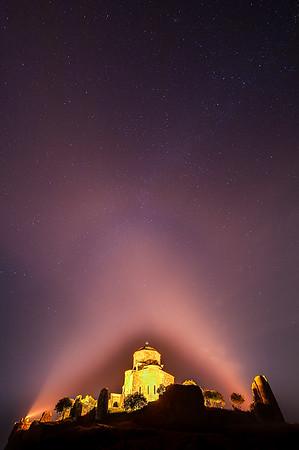 Jvari Monasteri, Mtskheta, Georgia