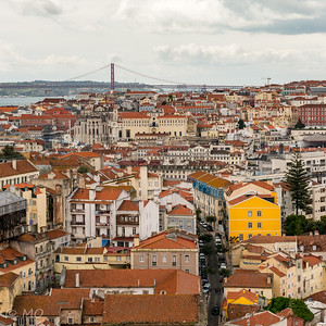 Roofs of Lisbon