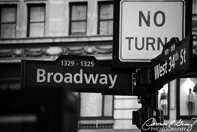 2011 Times Square, NY Trip
