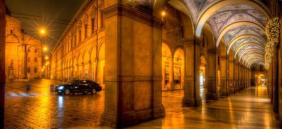 Portico Piazza Cavour