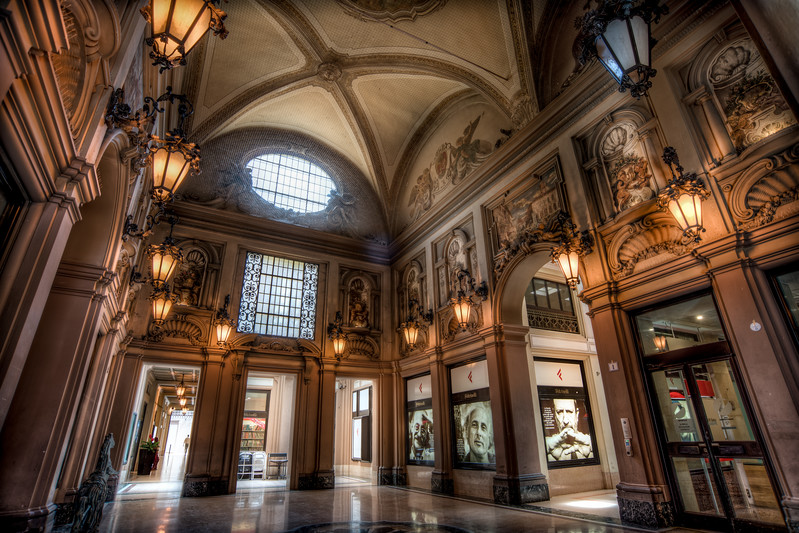galleria Acquaderni