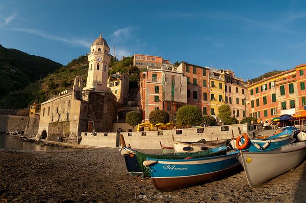 Vernazza-cinque terre-Liguria