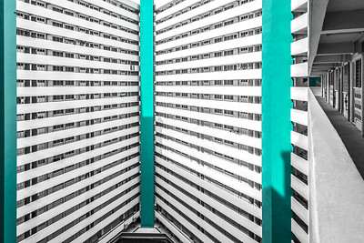 Vertical Living, part V
