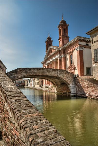 Comacchio - Emilia Romagna
