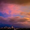 Denver Sunset - Cotton Candy