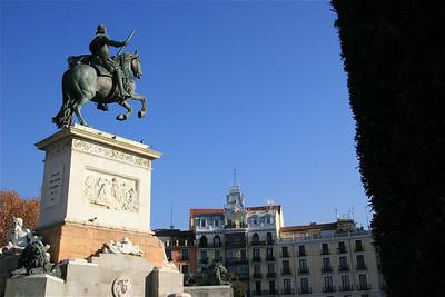 Madrid, Spanje.