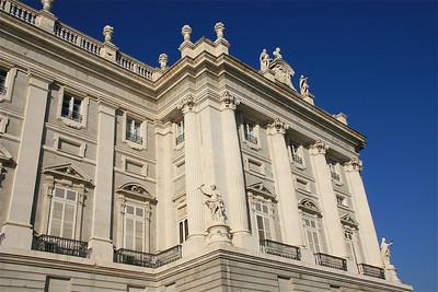 Koninklijk Paleis. Madrid, Spanje.