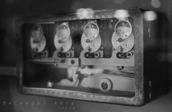 Bank Vault Panel