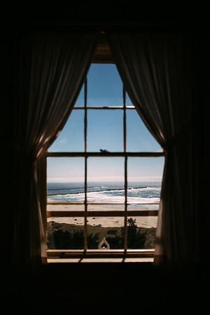 Outside Sea
