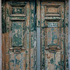 Weathered Doors