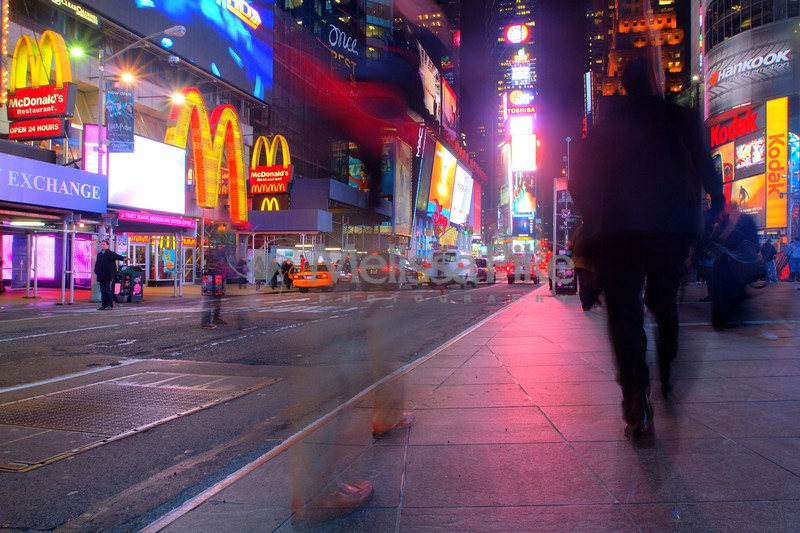 The Ghost of Times Square