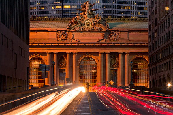The Grand Central Terminal