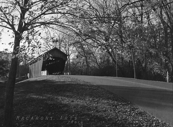 Road to the Covered Bridge