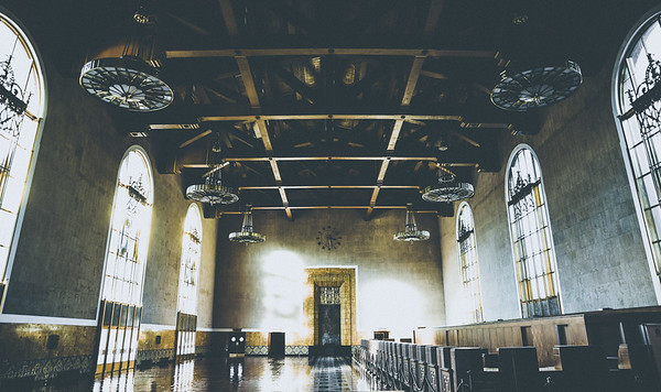 Grand Central Station, Los Angeles