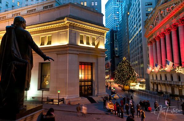 Holidays on Wall Street