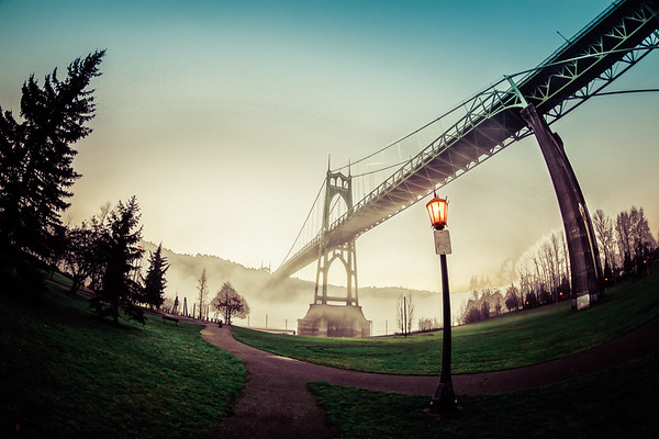 Cathedral Park Dream