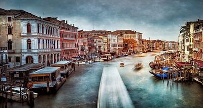 Venice - from Rialto