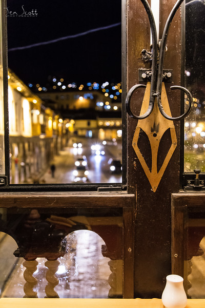 View From The Window In Cusco 2