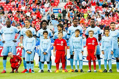 Toronto FC v MCFC