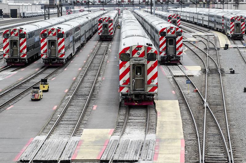 Metra, Chicago